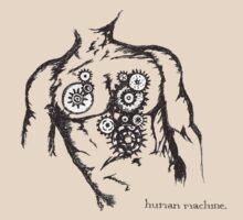 Human Machine by Eva Louise Williams