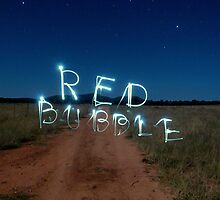red bubble by Gideon du Preez Swart