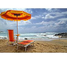 Belvedere  - Golden Beach  Photographic Print