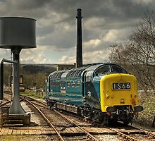 "55022 ""Royal Scots Grey"" at Rawtenstall by Steve  Liptrot"