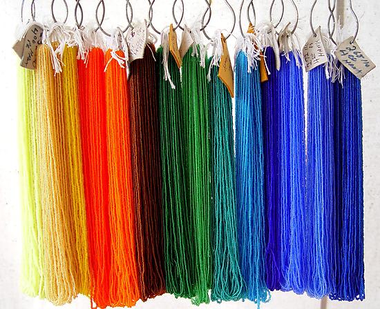 Beads - Rainbow by May Lattanzio