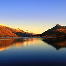 Loch  Leven by Alexander Mcrobbie-Munro