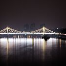 Albert Bridge by duroo