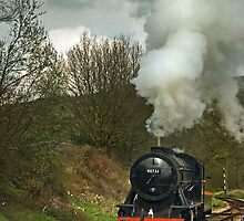 Keighley & Worth Valley Railway by Steve  Liptrot