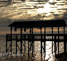 Dock Of The Bay by JpPhotos