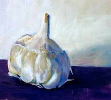 Garlic by Marilyn Healey