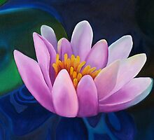 Lily Pad by Marilyn Healey