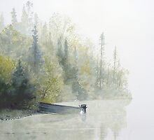 Walkers Lake by Douglas Hunt