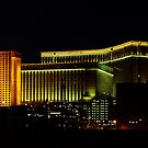 XPRO version of Las Vegas by Night by Anne-Marie Bokslag