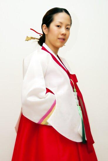 Korean Princess by Mark Lee
