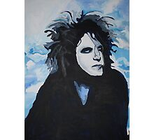 Robert Smith from The Cure Photographic Print