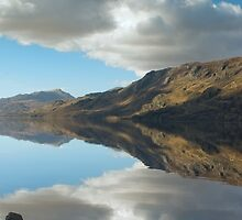 Loch Maree by Karl Normington