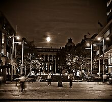 Martin Place by David Petranker