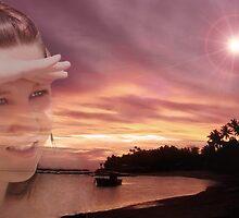 Star Gazing by Lindsay Woolnough (Oram)