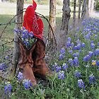 Boots &#x27;n Bluebonnets by EmmaLeigh