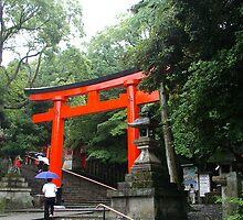 Fushimi Inari Shrine by ErikaS