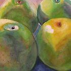 Pears by Tomoe Nakamura