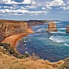 VIA THE GREAT OCEAN ROAD by Raoul Madden