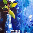 Blue Morning by Ruth Palmer