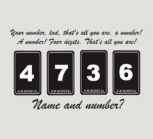 Name and Number  by marting04