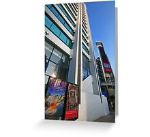 111 PICCADILLY 4 Greeting Card