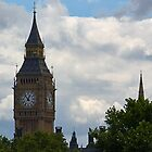Big Ben by drbeaven