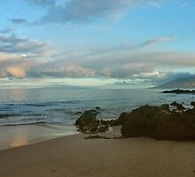 South Shore Dawn, Maui by Stephen Vecchiotti