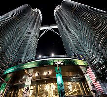 Petronas Twin Towers KLCC by MiImages
