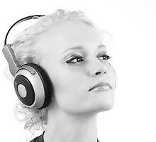 Headphones by Sandra Kemppainen