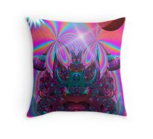 Space Traveller Throw Pillow