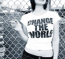 Change The World by lisabella