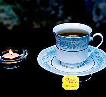 Light Tea  by Richard Hamilton-Veal