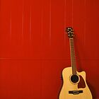 Lonely Guitar by SYdesign
