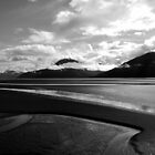 Might I retreat with you Dear Water (Seward HWY, Alaska) by Jenny Ryan