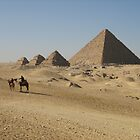 all pyramids in view by vlora