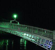 Ha'penny Bridge by Rachael Lynch