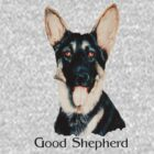 Good Shepherd by jimmie
