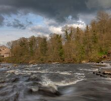 Aysgarth Falls 2 by Paul Thompson Photography