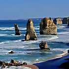 The Twelve Apostles   by Elena Martinello