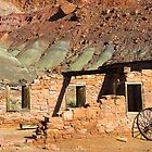 Lee's Ferry Fort, Arizona by Tamas Bakos