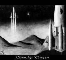 Starship Troopers by Rawshot