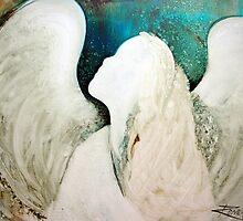 EN968 Angel Painting by ReneaL