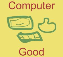 Computer - Good by edge888