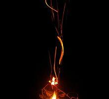 Camp Fire Easter 09 by Jordan N Clarke
