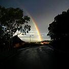 Hobart Rainbow by Anthony Davey