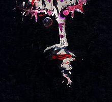 Cristo de la Noche Oscura by fhilos indudabbas