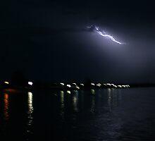 Tumby Bay Storm by Katrina Vivian
