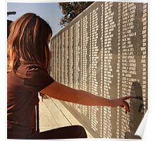 Veterans Memorial - All Gave Some... Some Gave All Poster