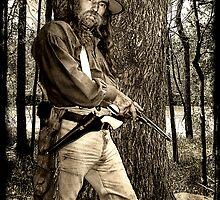 The Cowboy by djrockout