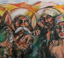 Thres Hermanos... Una Mujer by Reynaldo